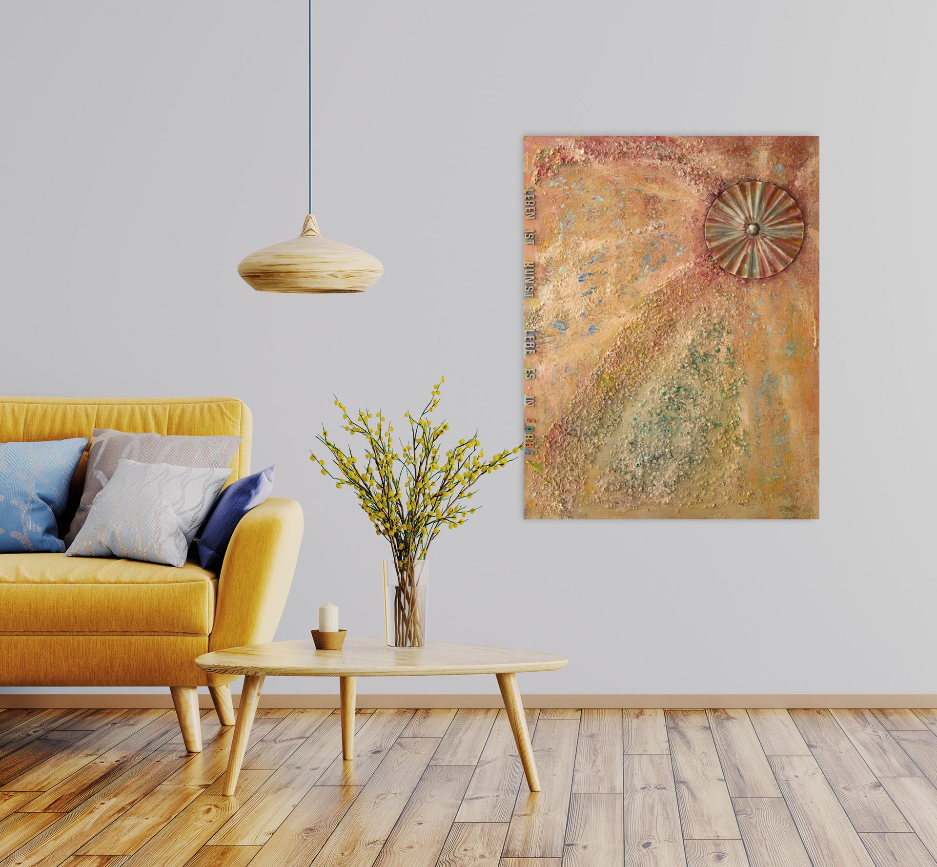 Leben ist Kunst – Lebe es in Farbe