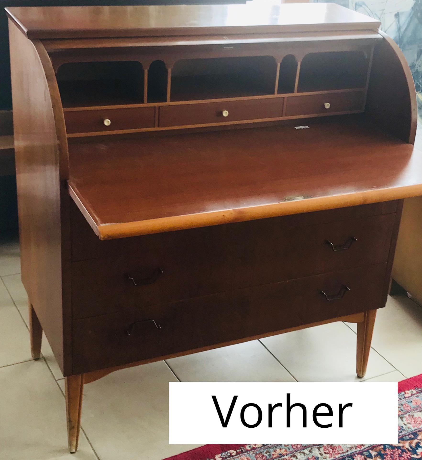 AUFTRAGSARBEIT: Sekretär aus den 60er Jahren / Skandinavisches Design